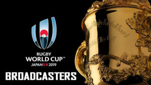 Rugby World Cup 2019 TV Broadcasting Channel